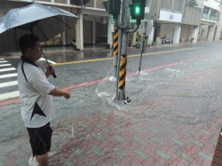 強降雨考驗 市府:應急治水奏效