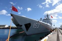 中俄今在南海軍演 專家:地點敏感恐吸引他國窺探