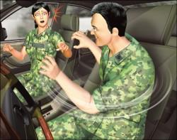 強摸女兵私處 副營長拗:她沒反抗