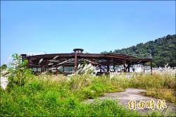 逐鹿文化展演中心 明年底前完工