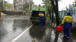 梅姬颱風災損補助 賴清德提醒市民別忘記申請