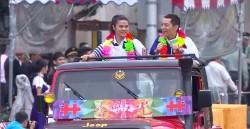 為台灣之光鼓掌! 奧運奪牌選手成國慶焦點