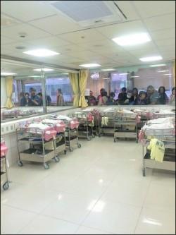 生育持續低迷 全市國慶寶寶21人