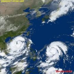 海馬週三影響台灣 彭啟明:可能發展為強颱