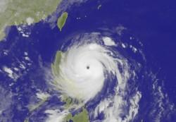 強颱「海馬」結構完整  彭啟明:完美風暴