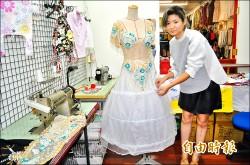 設計師教改造 二手衣變禮服