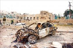 神學士炸德外館 阿富汗6死128傷