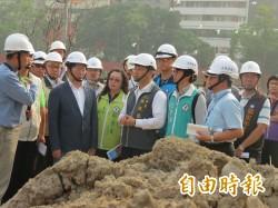 台中公園日月湖將清淤 預計今年底完成