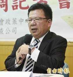 吳斯懷赴北京惹議 國防部、調查局未掌握隨行名單