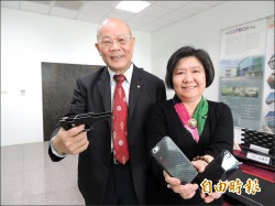 中科院副所長退休 曾打造首架無人機