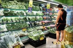 高麗菜半顆80元 預估月底回穩