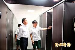 性別友善廁所 民生國中生:不尷尬