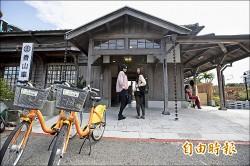 雙鐵接軌》竹市YouBike 下月進駐5火車站