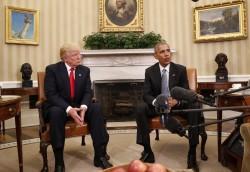 川普與小英通話後 白宮重申一個中國原則
