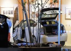 福岡計程車撞進醫院大廳 候診民眾2死7傷