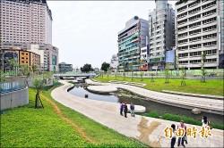 柳川整治見效 污染指標值大降