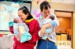 88風災痛失3子 生回雙胞胎