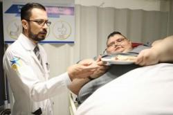 「全球最胖男子」 發願:明年甩肉295公斤