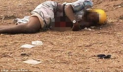 女自殺炸彈客引爆失敗 被憤怒民眾活活打死