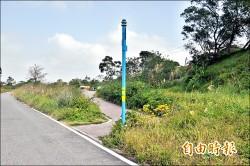 銅鑼山線鐵路單車道 荒涼似廢墟