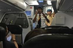 機上傳焦味  虎航台灣飛星班機轉降胡志明市