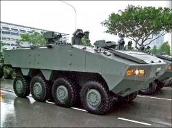 星討裝甲車 中國又扯一中
