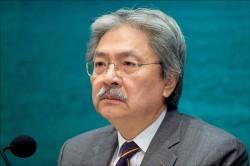 特首戰開打 中國准港兩司長辭職