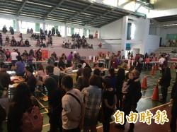 潮州春節市集抽籤  攤位場外轉售價格翻5倍