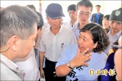 琉球女兒洪慈綪涉貪交保 夫遭收押禁見