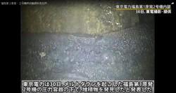 福島核災近6年 疑似爐心熔毀的核殘渣首度曝光