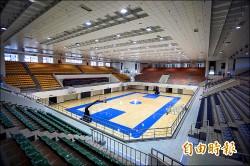 辦NBA也行 竹市世大運籃球場館竣工