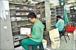 週六郵局 維持全部營業