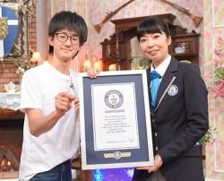 日本大學生1分鐘啪啪啪296次 破世界紀錄