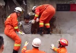 在中國上廁所也不安全? 少年在公廁慘遭活埋