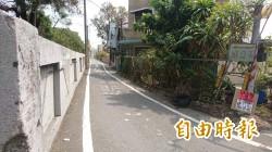 等了32年 台南永康區南大附中旁單行道將拓寬
