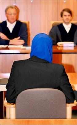 歐洲法院裁定 公司可禁員工戴頭巾