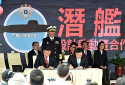 造船業者:台灣技術不輸韓國