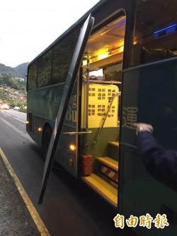 女學生跌下公車遭輾斃 家屬不滿監視器被公布