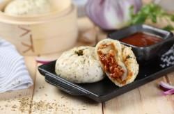 包子結合披薩!老外拜訪中國後發明「包薩」