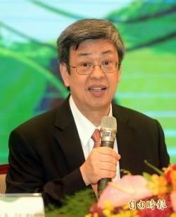 陳建仁:政治妥協不應是參加WHA條件