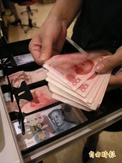 大型銀樓錢流不輸銀行 人民幣匯兌是大宗