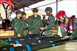 漢光實兵演練》反制中國突襲 阿帕契熱加油熱掛彈