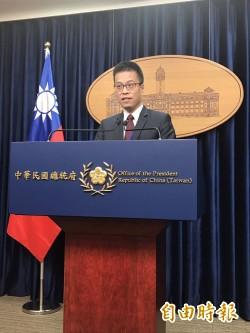 傅崐萁登報問總統 府:口水對災情沒幫助