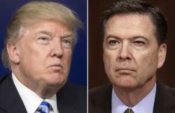 FBI前局長柯米證詞曝光 「川普要他放過弗林」