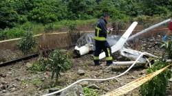 凌天失事直升機嚴重燒毀 須「特殊處理」才能釐清真相