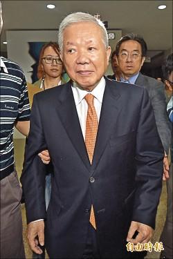 何壽川涉弊案 恐解職或停職