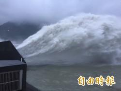 這5天梅雨太兇猛 石門水庫已排洪掉一半容量
