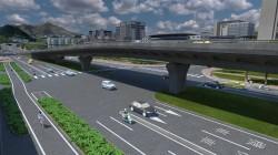 淡北道路拚二階環評 大度路增700米長高架橋