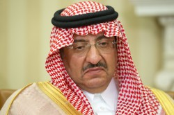 沙國前王儲傳遭軟禁皇宮 禁止出境