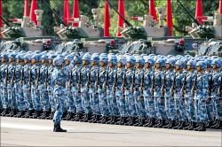 駐港解放軍 狂秀北京控制力